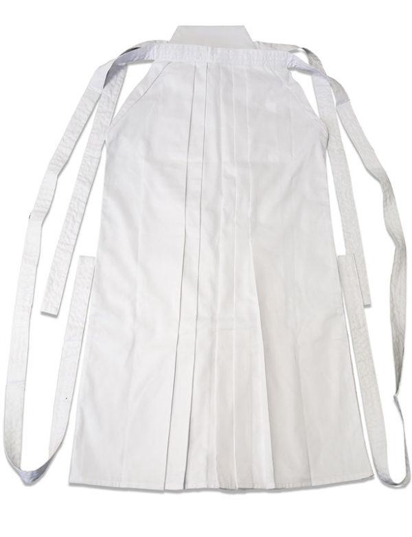 hakama blanc